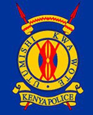 kenya police crest