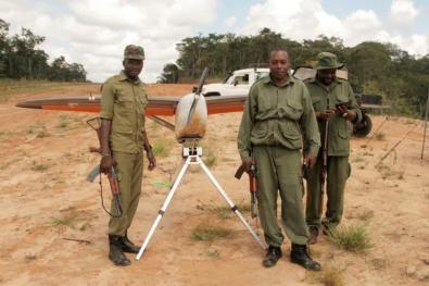 poaching drones