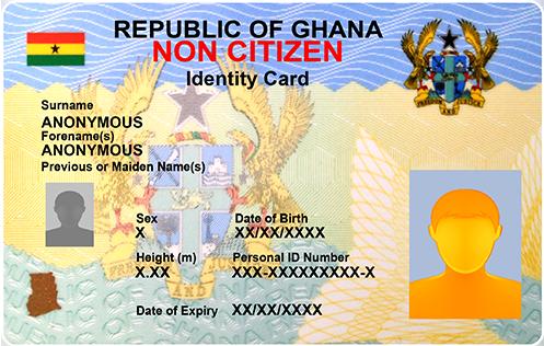 NIA card