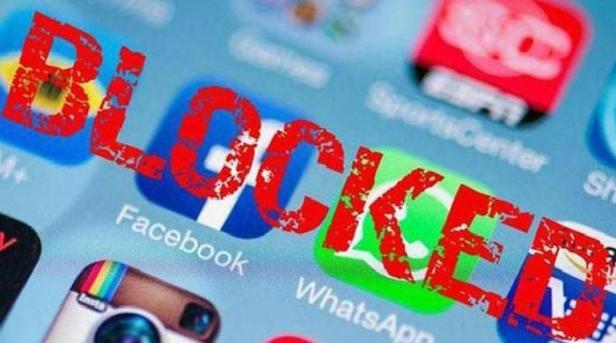 social media banned